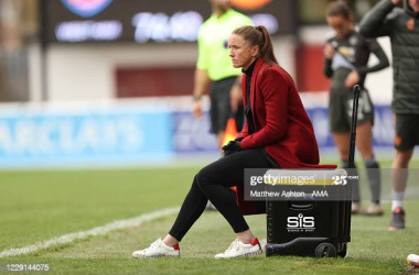 """""""We're ahead of where I thought we'd might be""""- Casey Stoney's United in a good place ahead of facing Everton"""