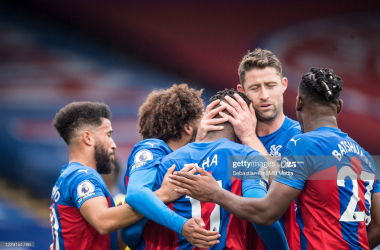 Crystal Palace's predicted line-up to face Fulham