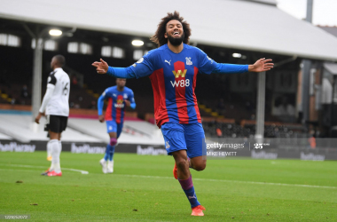 Palace player ratings: Fulham 1-2 Crystal Palace