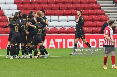 Sunderland 1-2 Milton Keynes Dons: MK Dons end 14-month away win drought