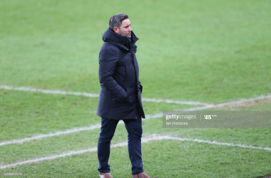 The key quotes from Lee Johnson's post-Wigan Athletic press conference