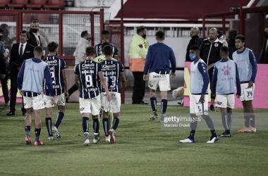 Cambiar el chip y las próximas paradas buscando un lugar en la Sudamericana