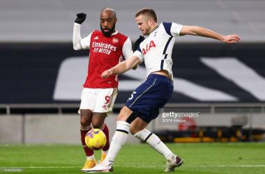 Arsenal vs Tottenham Hotspur: Last five meetings