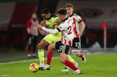 Sheffield United 1-0 Newcastle United: Sharp penalty sinks ten man Newcastle