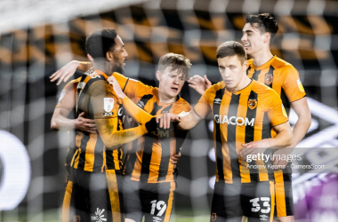 Hull City 1-0 Swindon Town: Tigers go top on goal difference
