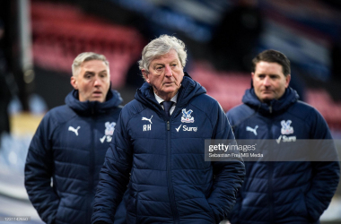Crystal Palace press conference LIVE: Roy Hodgson on Zaha's possible return, Mateta and Brighton preview