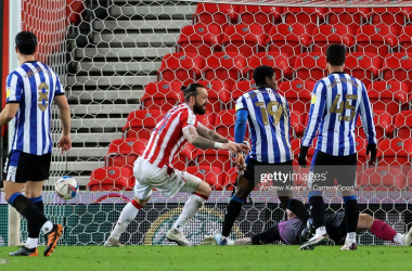 Stoke City 1-0 Sheffield Wednesday: Fletcher haunts former side to end winless run