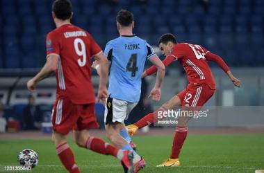 Lazio 1-4 Bayern Munich: Musiala stars as Munich take control of tie