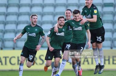Sky Bet League One round-up: Plymouth win seven goal thriller, Hull and Blackpool score three away, Posh score twice in two minutes