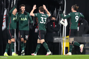 As it happened: Fulham 0-1 Tottenham Hotspur in Premier League