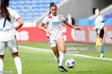 Analysis: Why Selma Bacha is Olympique Lyon Feminin's future