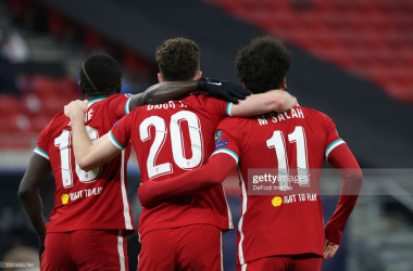 Liverpool 2-0 RB Leipzig: Reds shine on the continent to ensure progression