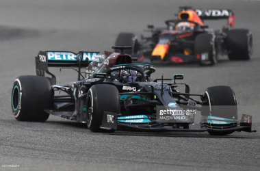Mercedes struggle as Red Bull top the timings - F1 Pre Season Testing 2021