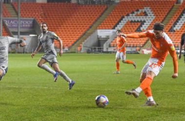 Blackpool 1-1 Burton Albion: Blackpool hold Burton to a 1-1 draw in 'gritty' affair
