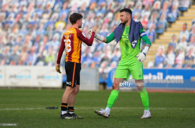 Bradford City 4-1 Forest Green Rovers: Commanding Cook dictates huge Bantams win over Rovers