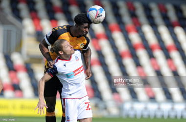 Newport County 1-0 Bolton Wanderers: Exiles mark return to home by ending Wanderers unbeaten run