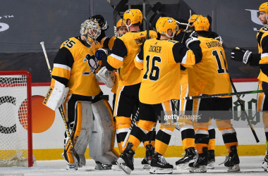 2021 Stanley Cup playoffs: Penguins hang on to even series against Islanders