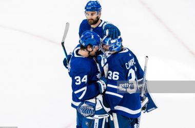 Photo: Kevin Sousa/NHLI via Getty Images