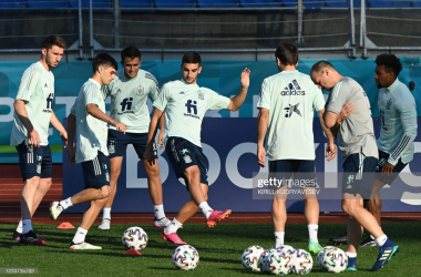 EURO 2020: From the chaos Spain emerge with belief ahead of quarter-final