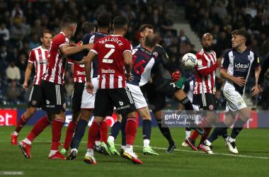 West Bromwich Albion 4-0 Sheffield United: Sensational Baggies thrash weak Blades