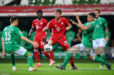 Bayern Munich vs Werder Bremen Preview: How to watch, kick off time, team news, predicted lineups, and ones to watch