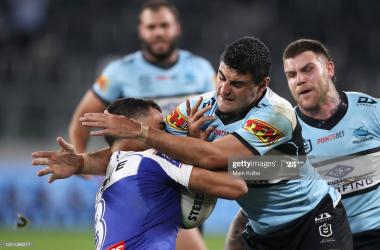 Cronulla Sharks 20-18 Canterbury Bulldogs: Sharks edge Bulldogs in bottom of table clash