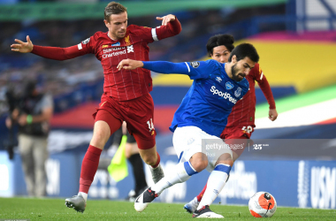 Everton 0-0 Liverpool: Another Goodison stalemate as Reds draw blank on return