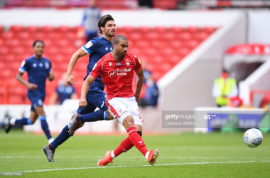 Nottingham Forest 3-1 Huddersfield Town: Forest move up to fourth after comfortable win