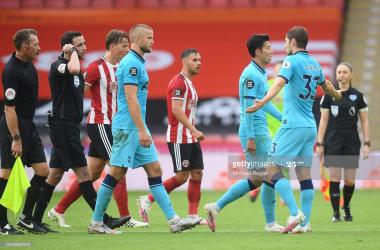 Sheffield United 3-1 Tottenham Hotspur: Handball rule cost Spurs not VAR