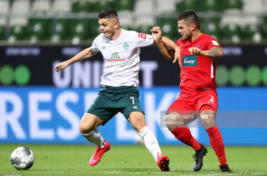 Werder Bremen 0-0 FC Heidenheim: Everything left to play for in the Bundesliga relegation playoff after a dreadful 1st leg