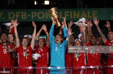 DFB Pokal Final: Bayer Leverkusen 2-4 Bayern Munich: FC Bayern dominate in cup classic