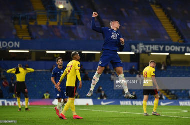 Chelsea 3-0 Watford: Blues ease to much needed win