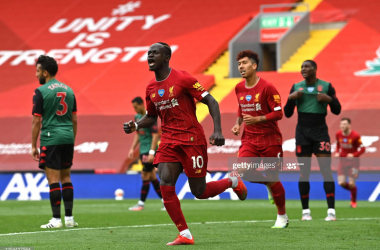 The Warm Down: Lethargic Liverpool earn victory despite sub-par performance