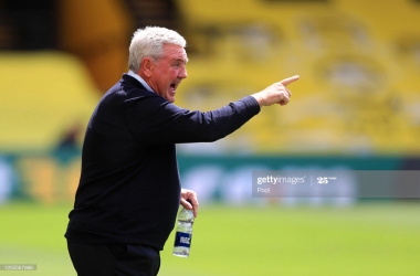 Bruce disappointed with manner of Watford defeat