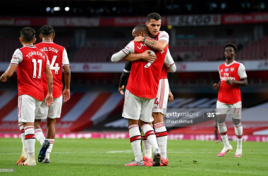 Arsenal 2-1 Liverpool: Gunnerscapitalise on error-prone Liverpool