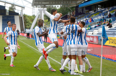 Huddersfield 2-1 West Brom: Baggies surrender promotion advantage as Huddersfield move six clear of relegation