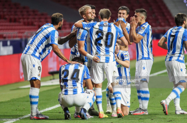 Real Sociedad's familiar faces and young blood aim to topple Man Utd