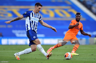 """Lewis Dunk: """"We have come a long way this season"""""""