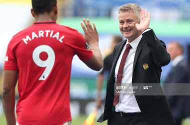 Mentality key for Solskjaer as United beat Foxes for Champions League spot