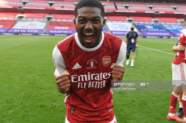 Ainsley Maitland-Niles: Why he's earnt his place at Arsenal