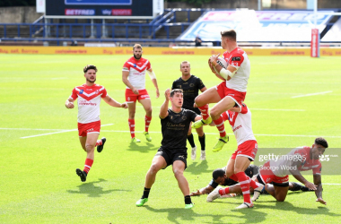 St Helens 34-6 Catalans Dragons: Saints power to victory against a lackluster Dragons side