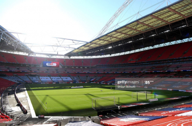 First women's Community Shield since 2008 to take place at Wembley Stadium in double-header with men's game