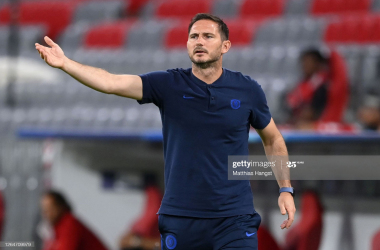 Lampard reflects on Champions League exit and debut season