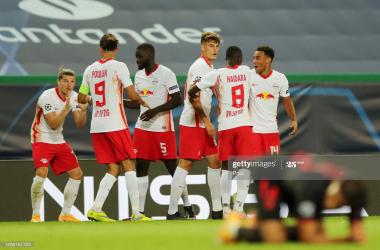 Champions League run only the beginning for RB Leipzig
