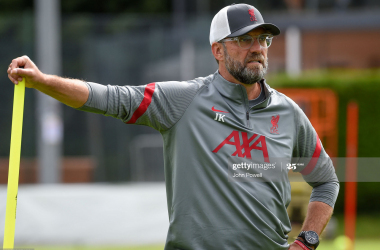 The five key quotes from Jurgen Klopp's Community Shield press conference