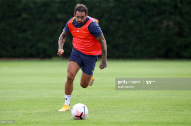 Danny Ings on the brink of long-term Southampton extension