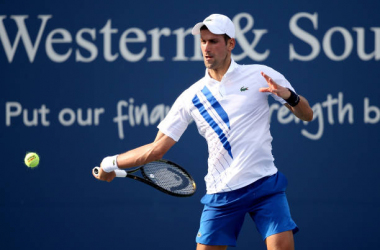 ATP Western and Southern Open Day 4 wrapup: Djokovic, Medvedev cruise to victory; Raonic crushes Murray