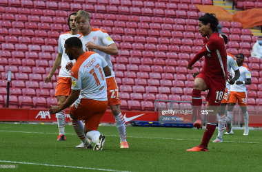 Liverpool 7-2 Blackpool: Reds rampant in second half after slow start