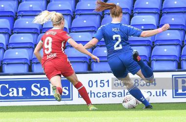 Liverpool 1-1 Durham: Late Beth Hepple equaliser earns Wildcats draw at Prenton Park