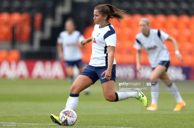 """""""It's exciting to play each and every side in the WSL"""" - Kit Graham after West Ham draw"""